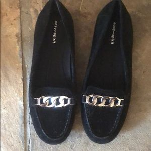 Easy Spirit suede loafers